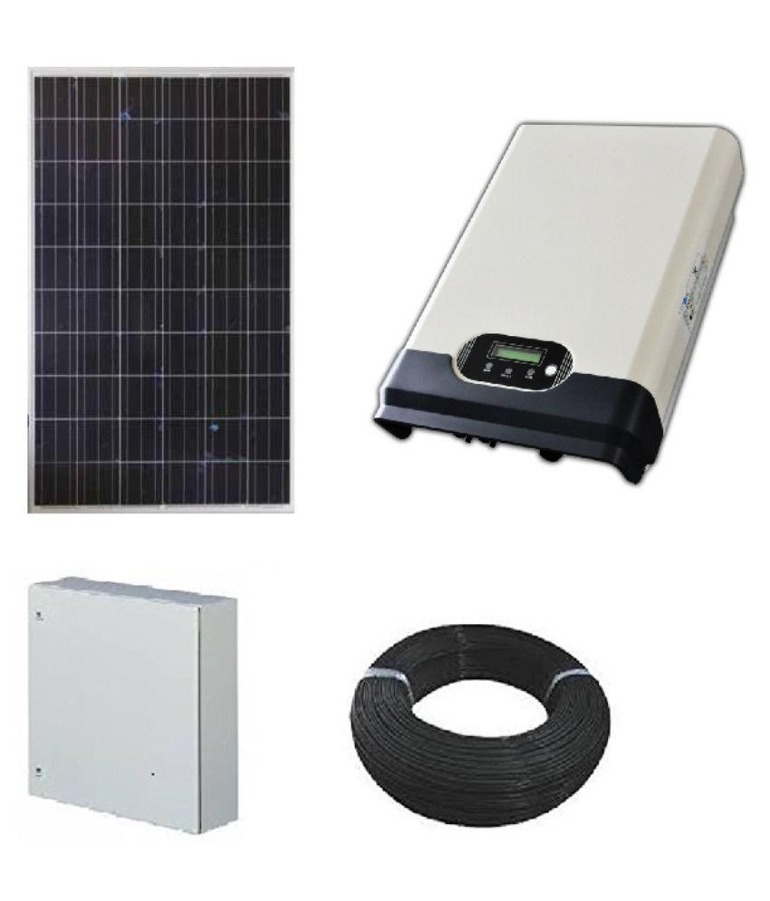 Multifunction Meter For Solar Rooftop System : Rooftop urja kw solar net metering system buy