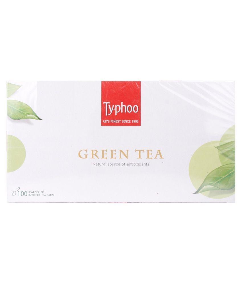 Typhoo Green Tea Bags (100 Bags)