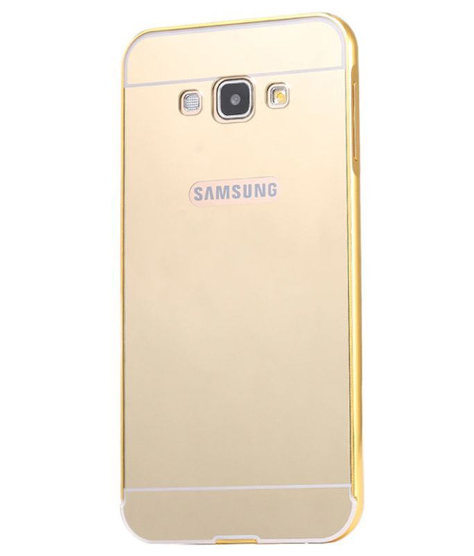 Mirror Back Cover For Samsung Galaxy S3 + Zipper earphone free by Style Crome.