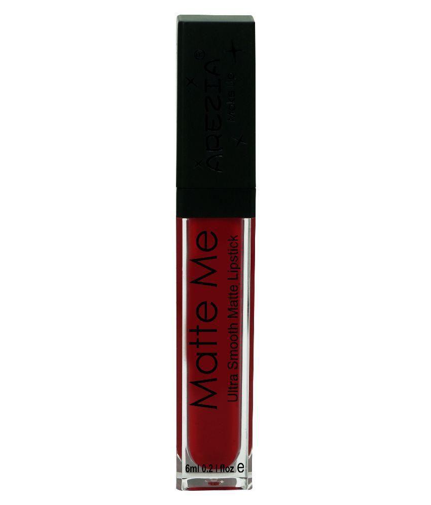 recipe: blood red liquid lipstick [36]