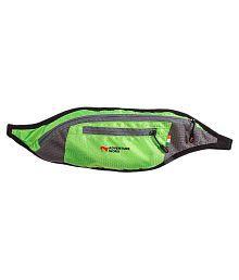 Adventure Worx Polyester Green Waist Pouch