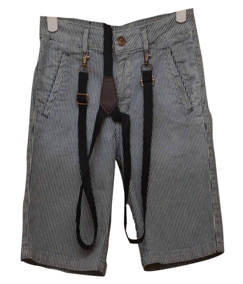 Titrit Grey Shorts