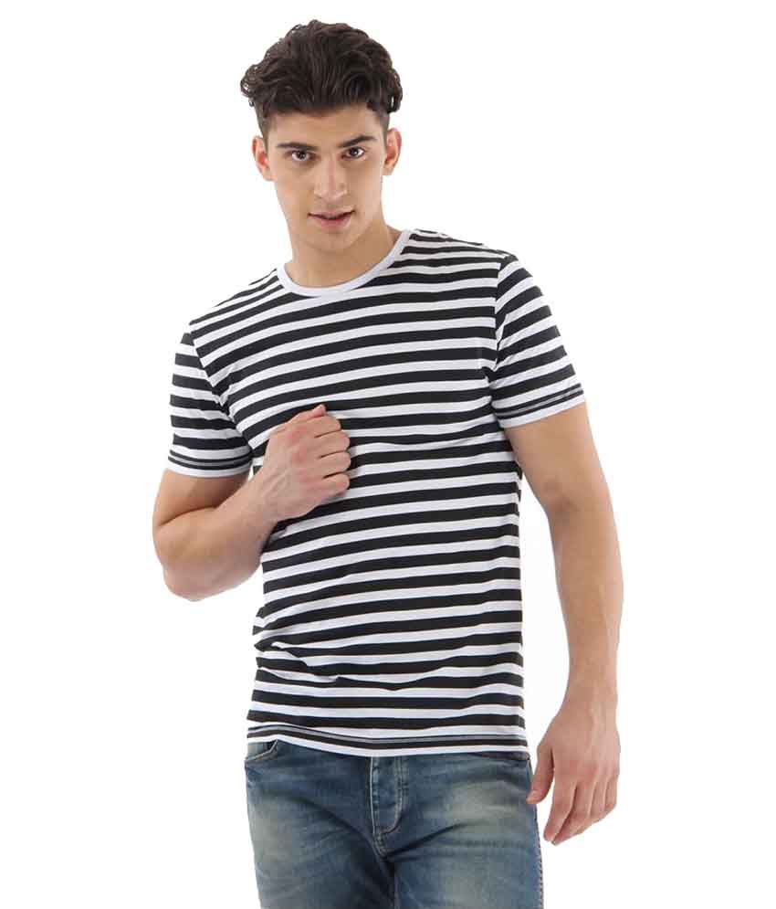 Selected Multi Round T-Shirt