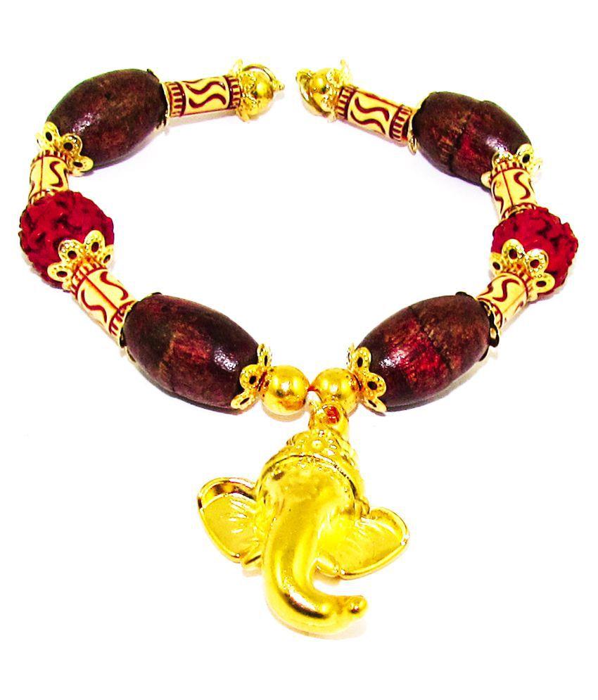 Factorywala Golden Bracelet