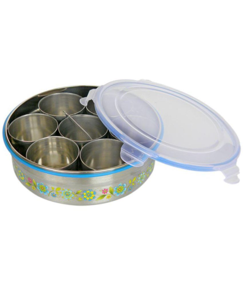 joyo stainless steel masala box  steel spice container buy  - joyo stainless steel masala box  steel spice container