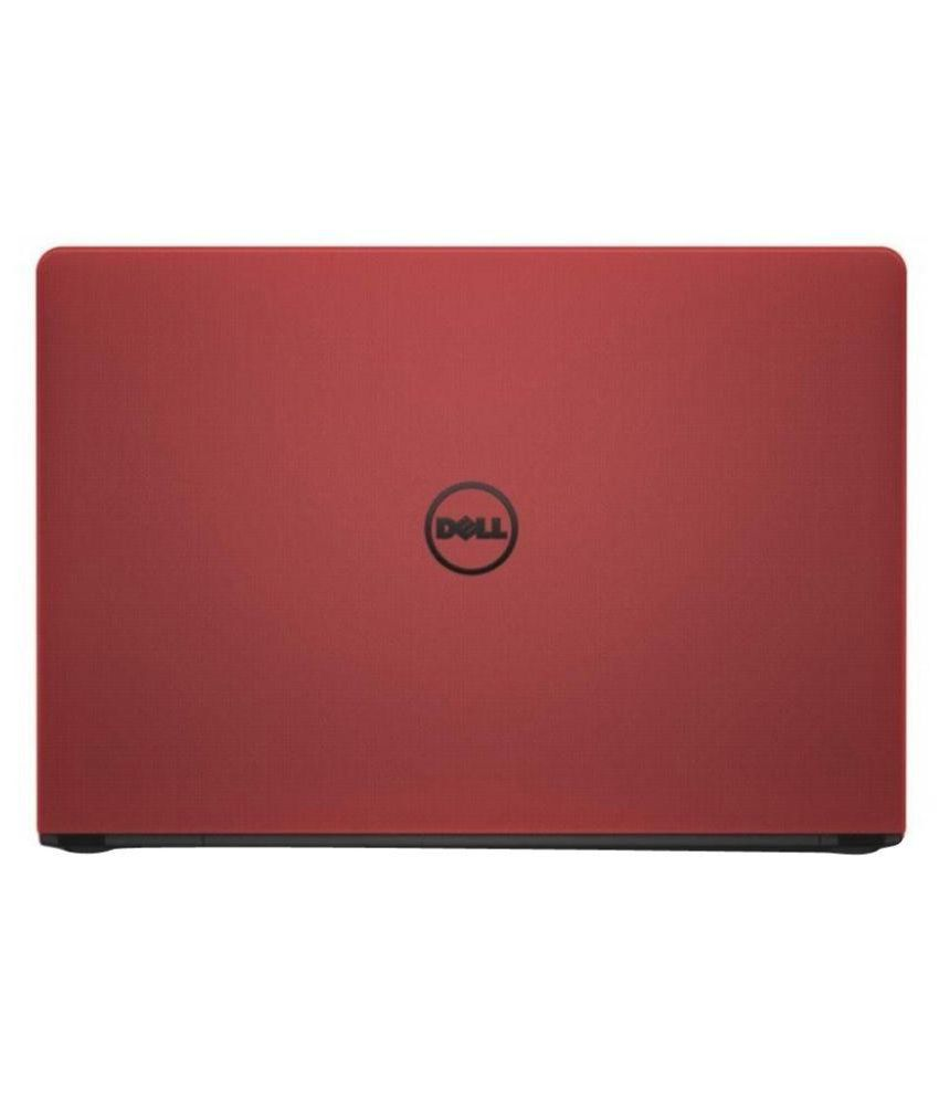 INSP 5559 Red (6th Gen Core i3 6100U/4B/ 1TB/ Windows 10 Home/2GB Graphics Touch Screen)