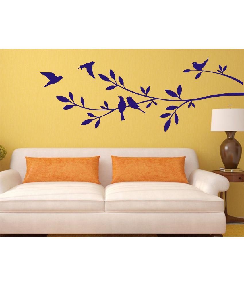 Wall Guru Decorative Decal Vinyl Wall Stickers - Buy Wall Guru ...