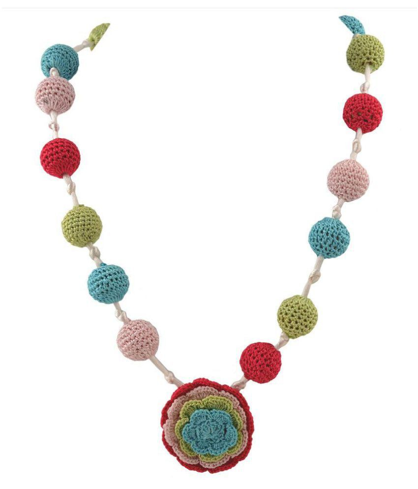 Crayonflakes Multicolour Necklace