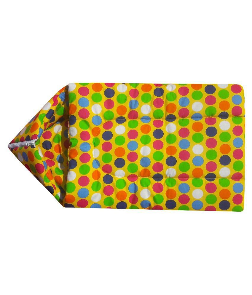 Hugs'n'Rugs Multicolour Cotton Sleeping Bag Bag Baby Blanket/Baby Swaddle/Baby Wrap