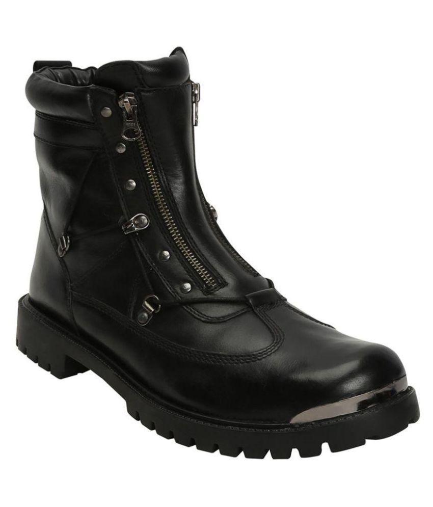 Bareskin Black Casual Boot