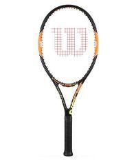 Wilson Stiff Tennis Racquet MultiColour