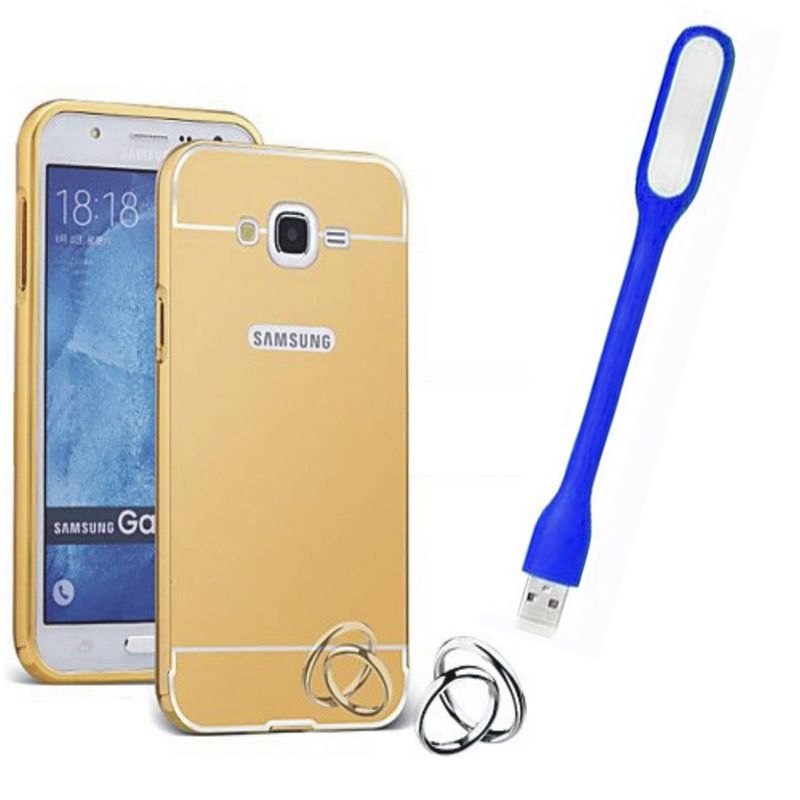 Mirror Back Cover For Samsung Galaxy Note 2 + Usb Light free by Style Crome.