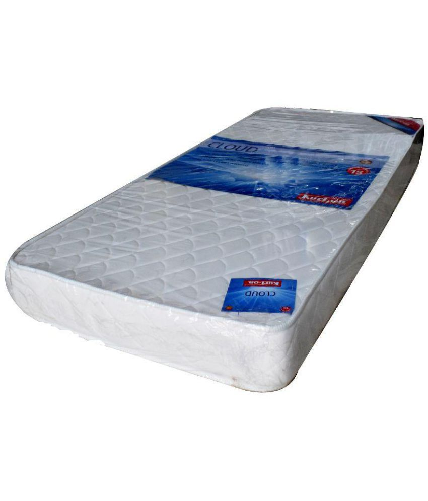 kurlon cloud 12 7cms 5 inches foam mattress buy kurlon cloud 12 7