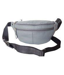 Style 98 Stylish Grey Waist Bag