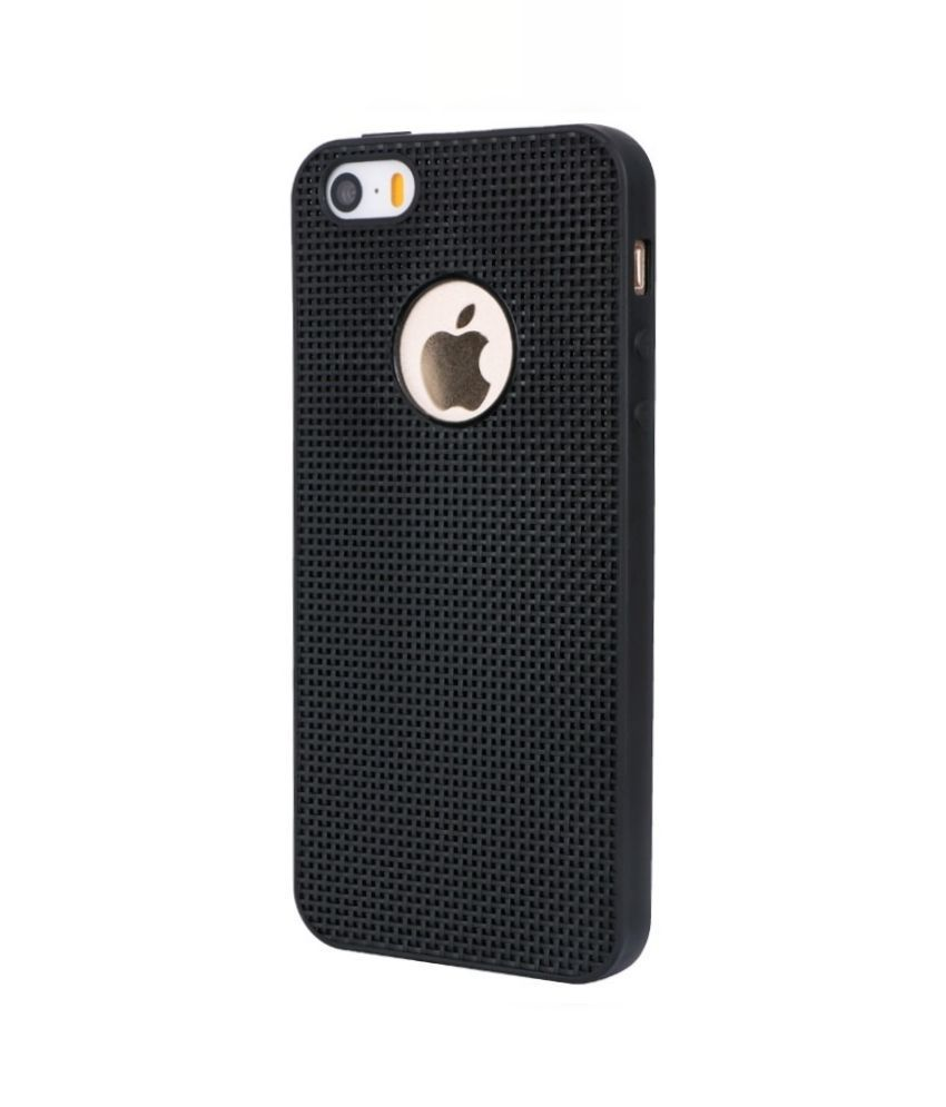 premium selection f2fea 19213 Apple iPhone 5S Cover by GMK MARTIN - Black