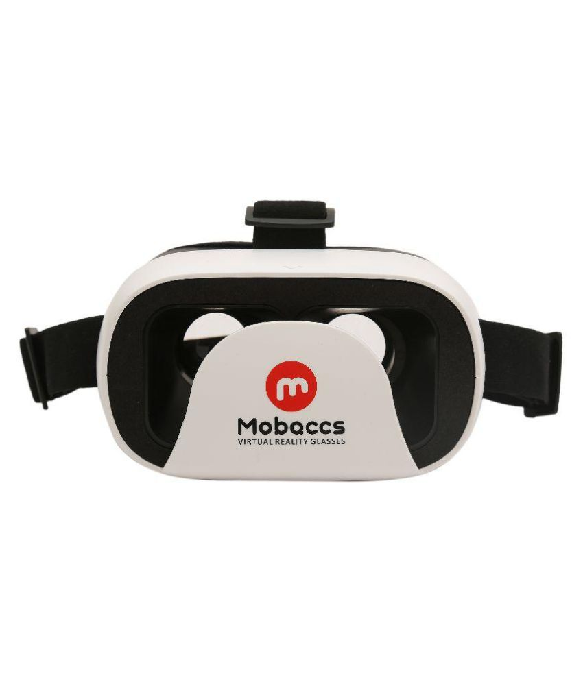 Mobaccs Vr13 Virtual Reality 3d Glasses Vr Box Snapdeal Rs. 512.00