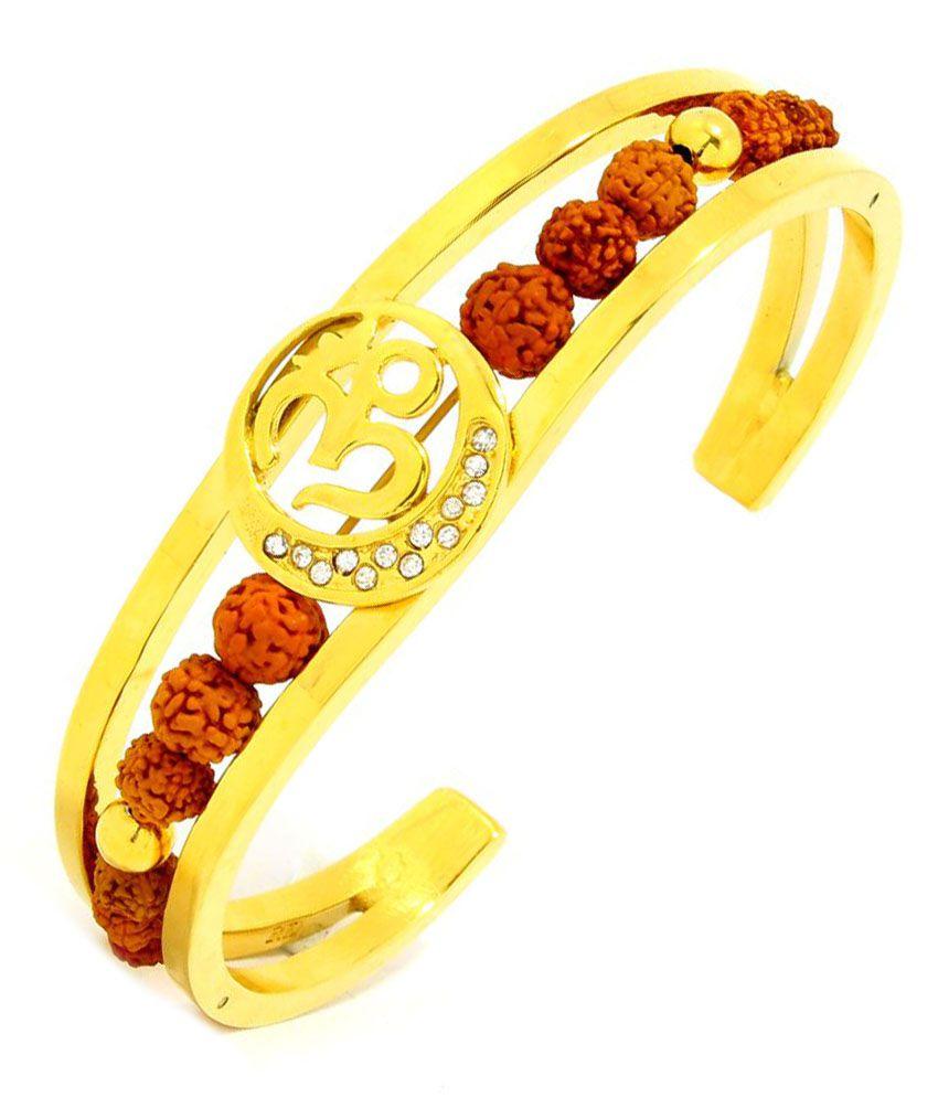 Saizen Golden Bracelet