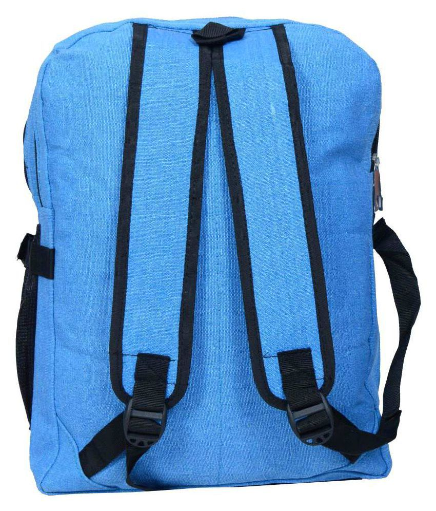 SK Bags CARGO JEANS (BU) Blue Polyester College Bag - Buy SK Bags ... dd227b6a44ea9