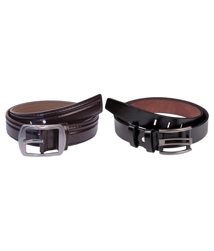 CAY Multi Leather Casual Belts