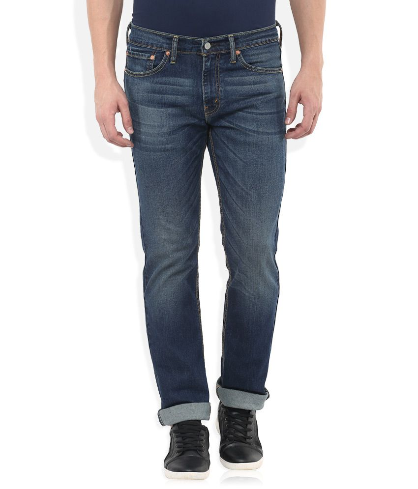 levis blue 511 slim fit jeans buy levis blue 511 slim fit jeans online at best prices in india. Black Bedroom Furniture Sets. Home Design Ideas
