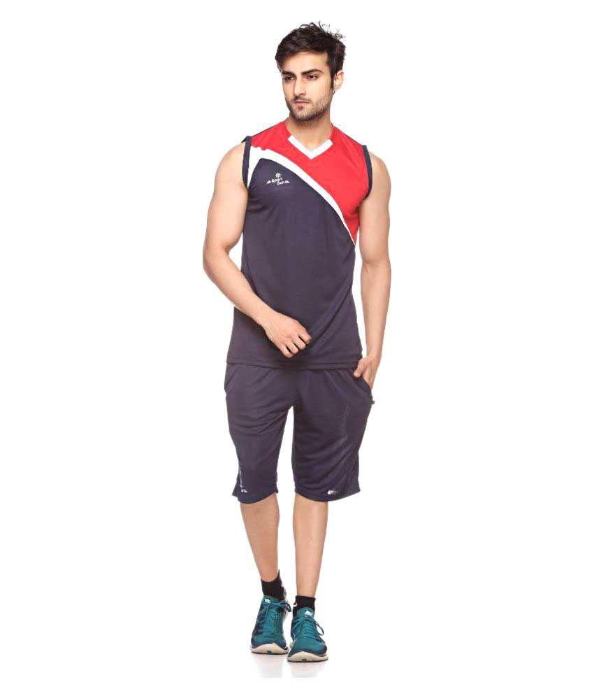 Sport Sun Sports T-Shirt with Shorts