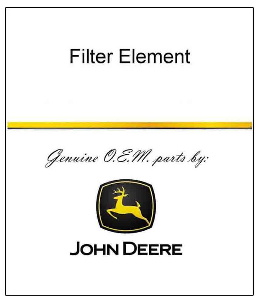 John Deere Black Fuel Filter Buy Filters