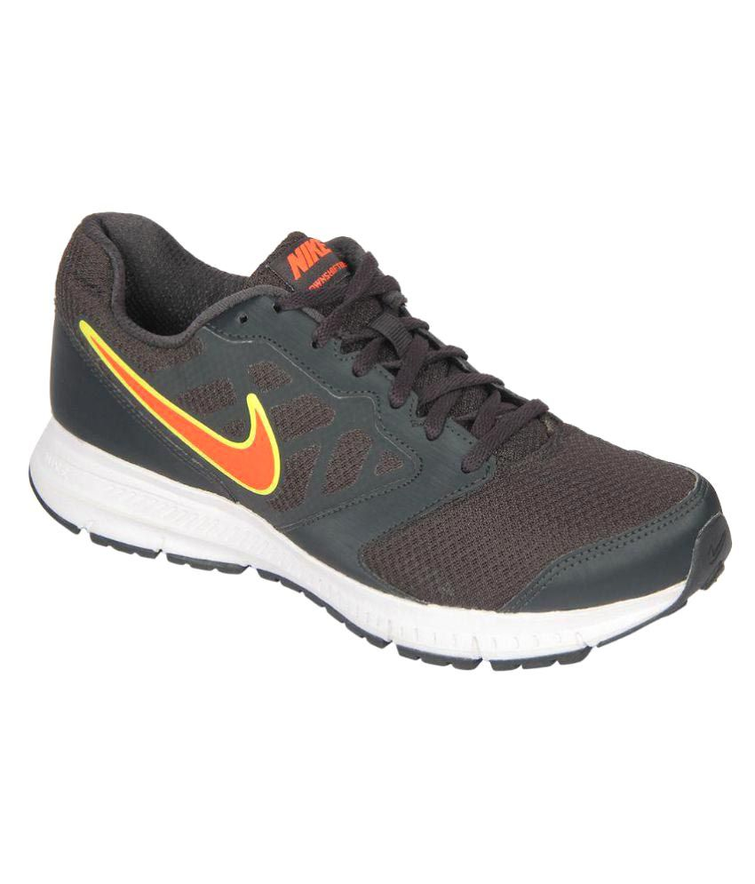 6ce0ab5e848 Nike NIKE GREY SHOES DOWNSHIFTER 6 MSL Multi Color Running Shoes - Buy Nike  NIKE GREY SHOES DOWNSHIFTER 6 MSL Multi Color Running Shoes Online at Best  ...
