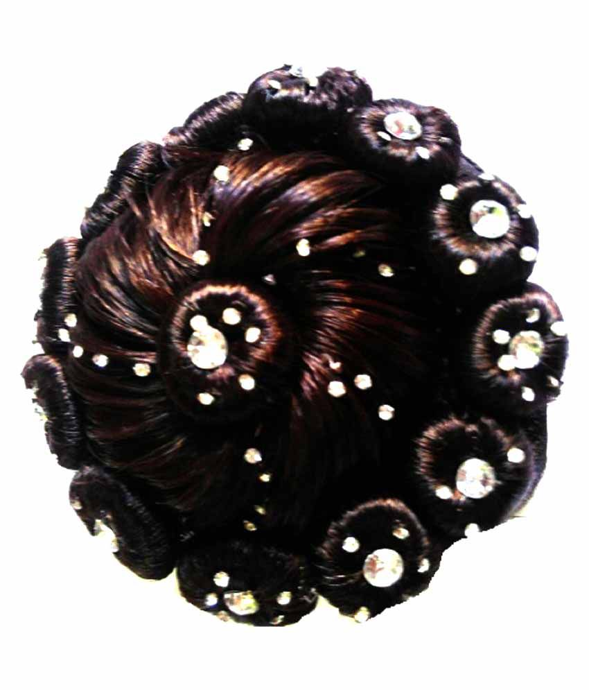 Hair accessories online snapdeal - Samyak Black Party Hair Clip Hair Accessories