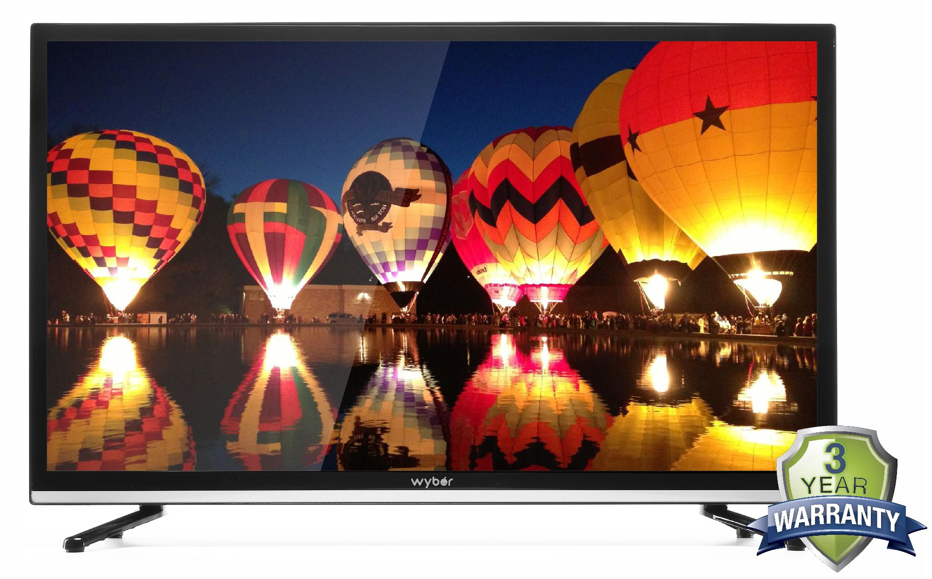 Wybor W324EW3-GL 32 Inch HD Ready LED TV