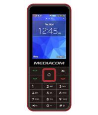 MediaCom B 244 4GB and Below Black Red