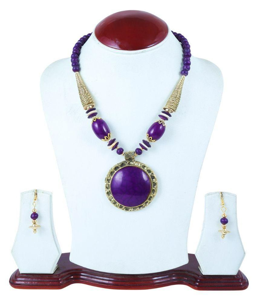 Arittra Multicolour Necklace set