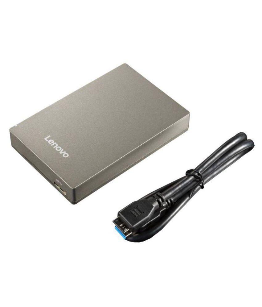 Lenovo Lenovo F309 2 TB 2 TB USB 3.0 Grey
