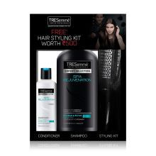 Buy TRESemme Spa Rejuvenation Shampoo 580 Ml With Conditioner 85 Ml & Get A Salon Kit Free