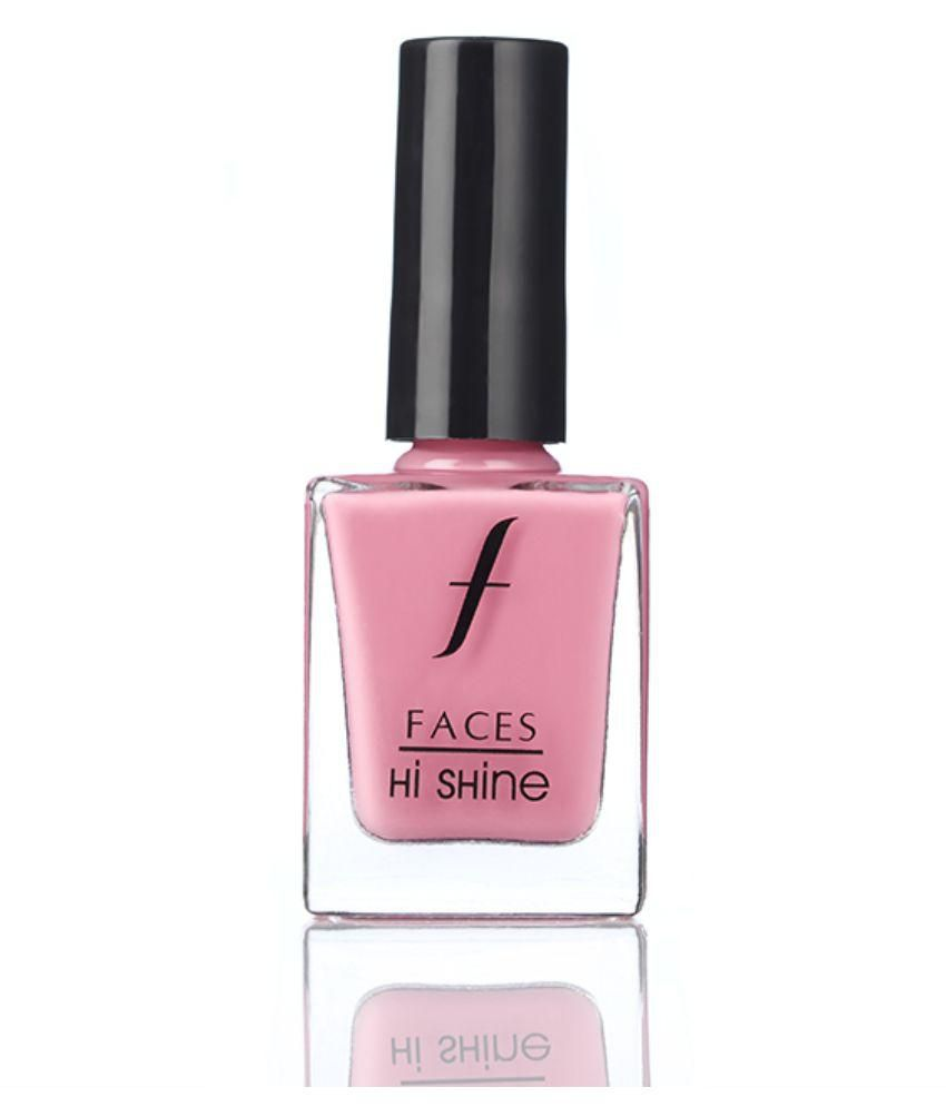 Faces Hi Shine Nail Enamel