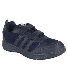 Adidas Blue Sports Shoes