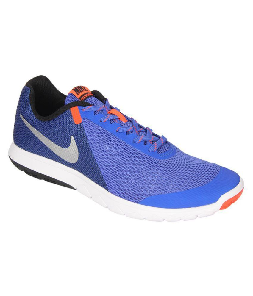ee2c6b6d495c3 Nike Flex Experience Rn 5 Blue Running Shoes - Buy Nike Flex Experience Rn  5 Blue Running Shoes Online at Best Prices in India on Snapdeal