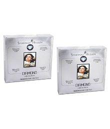 Shahnaz Husain Diamond Facial Kit 80g- Pack of 2(40g Each)