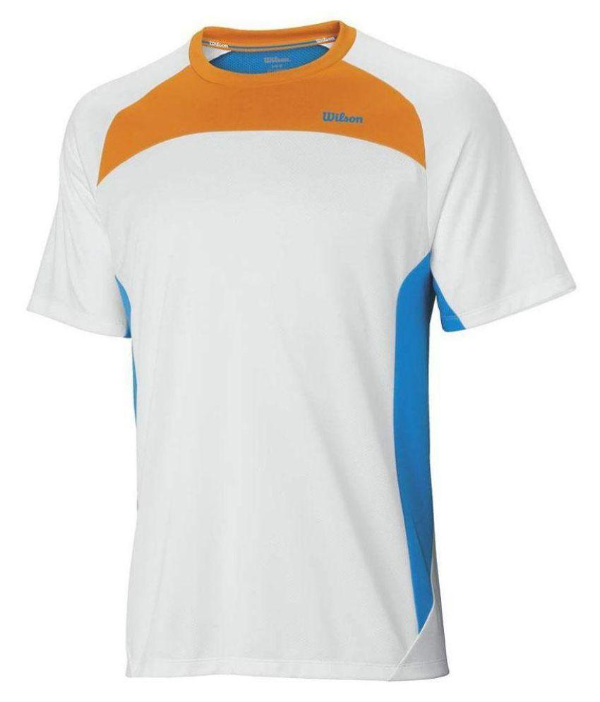 Wilson White T-Shirt