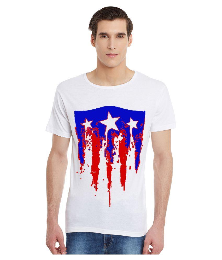 Incynk White Round T-Shirt