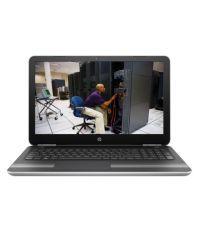 HP Pavilion 15-AU111TX Notebook (7th Gen Intel Core i5- 8GB RAM- 39.62cm (15.6) Screen- 1TB HDD- Windows 10- 2GB Graphics) (Silver)