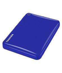 Toshiba Canvio 3 TB USB 3.0 Connect II Blue