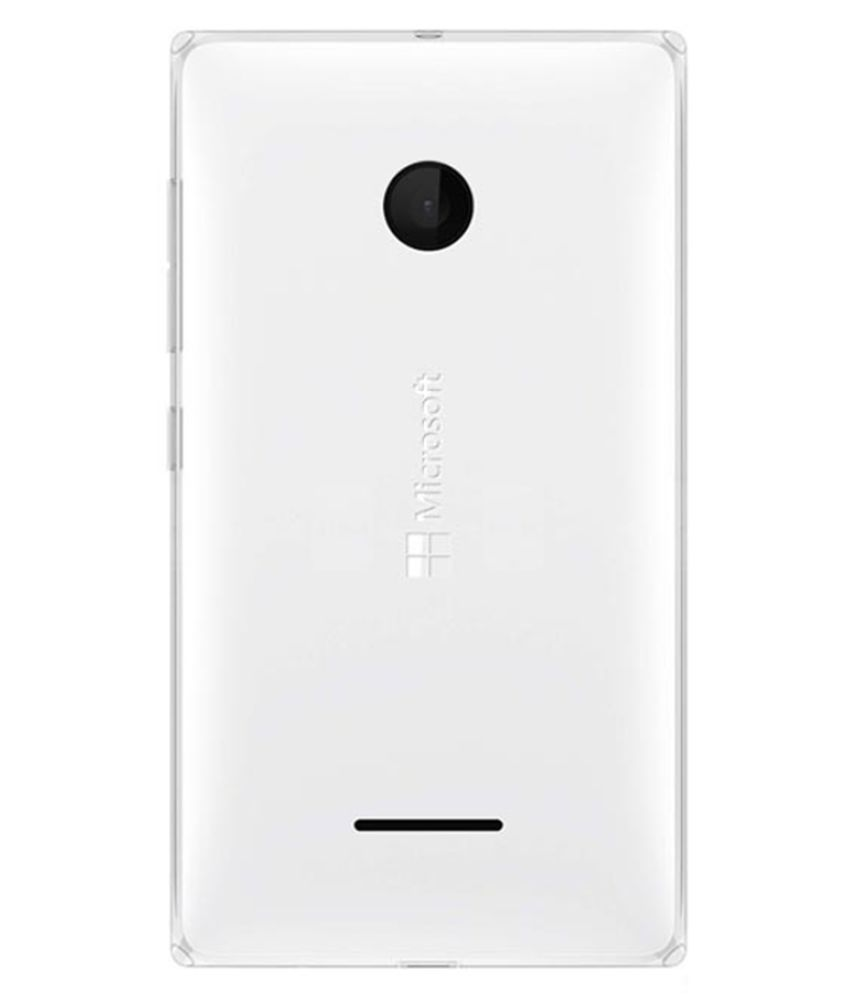 Shinestar Back Panel for Microsoft Lumia 532 - White