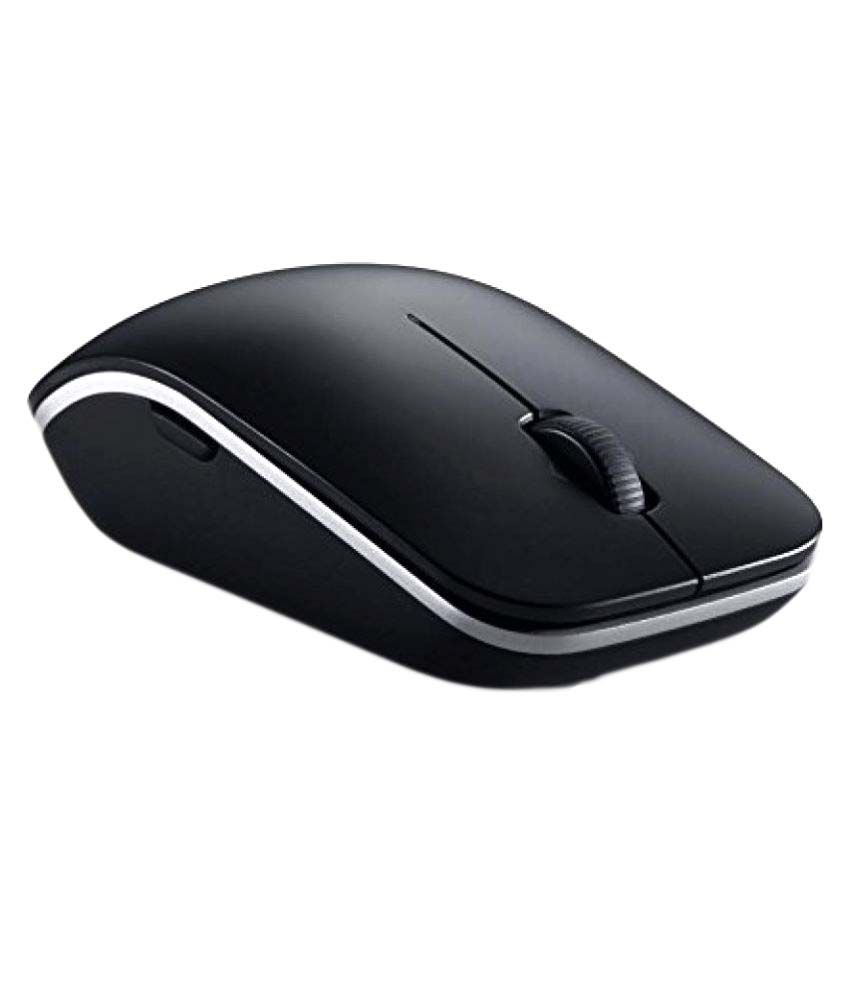 Dell wm-324-1 Black Wireless Mouse
