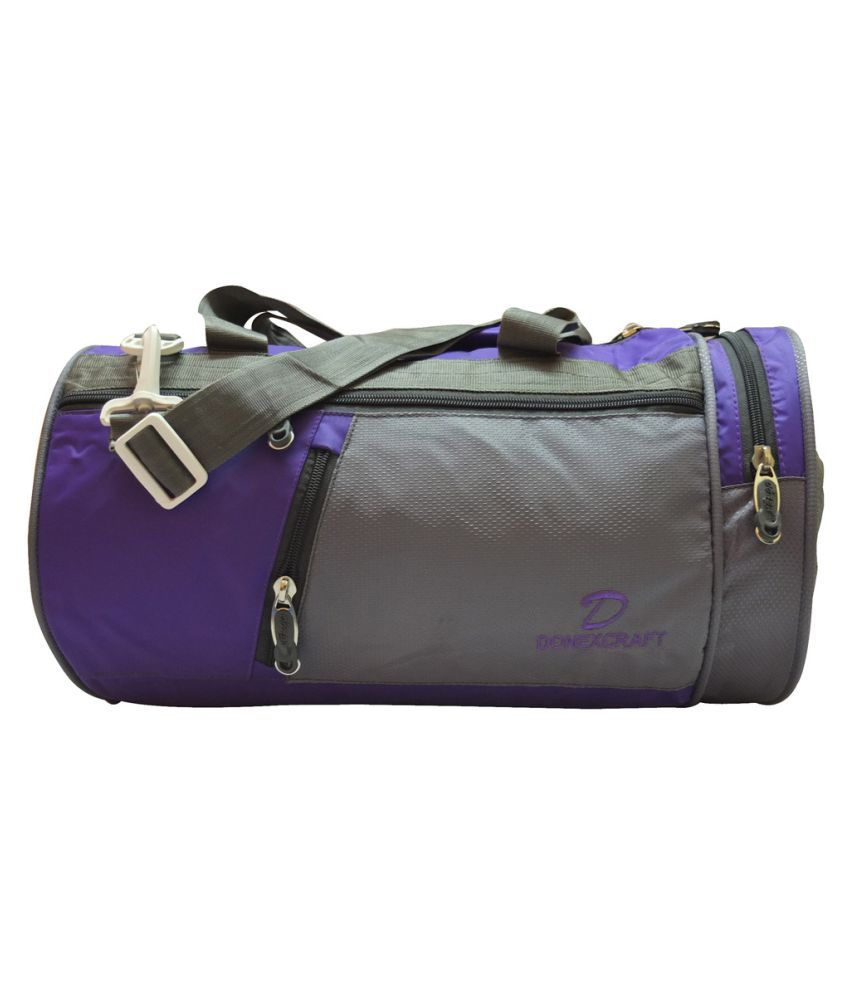Donex Multicolour Gym Bag