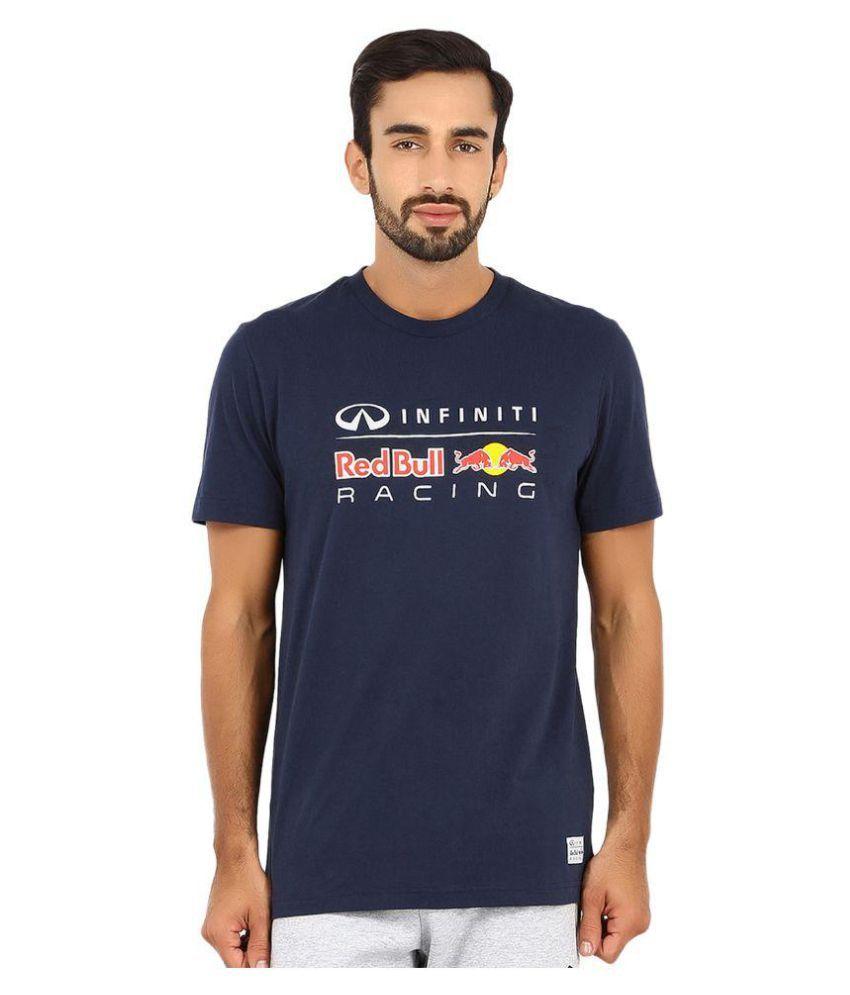 Puma Navy Blue T-Shirt