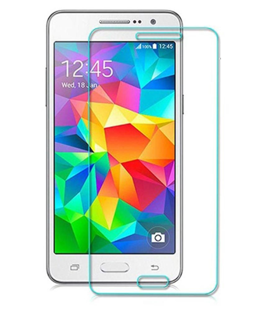 Samsung Galaxy Grand Prime Tempered Glass Screen Guard By VOLVIANO