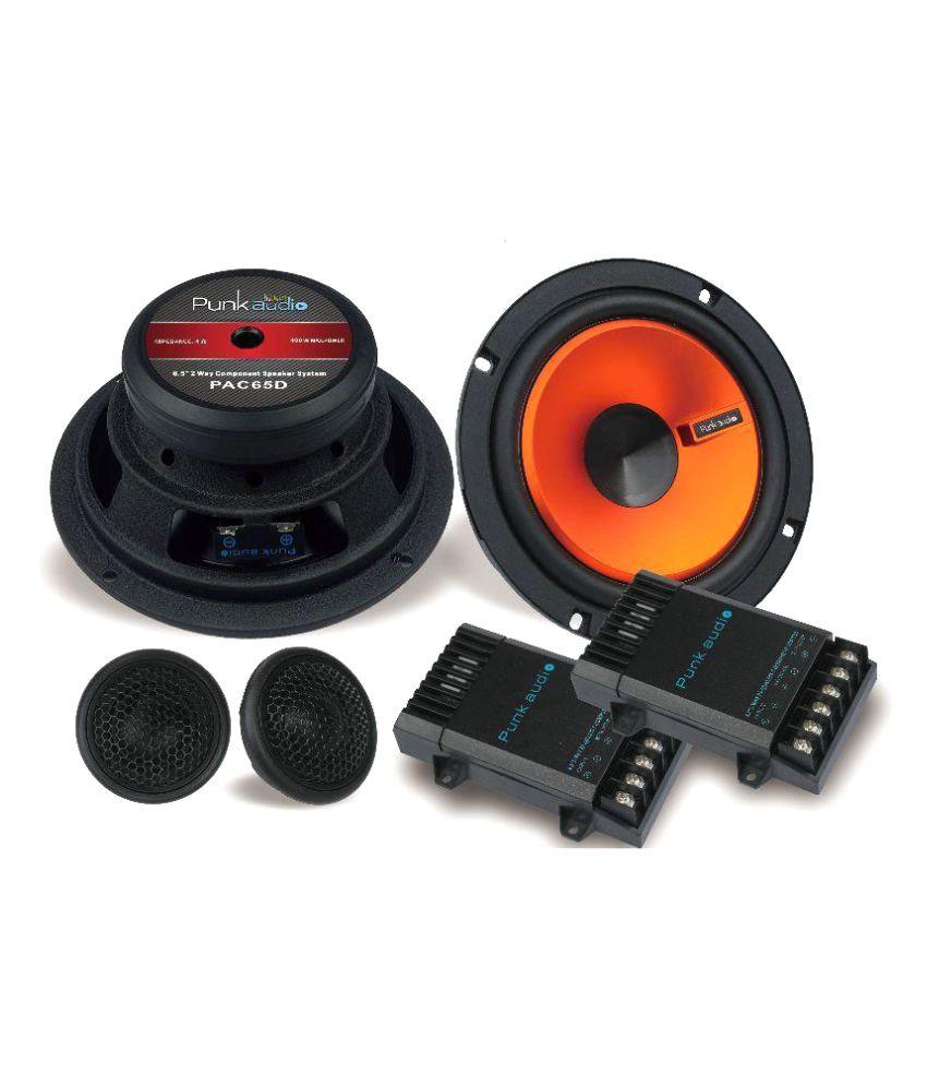 Punk Audio Pac65d Component Car Speakers Buy Punk Audio Pac65d