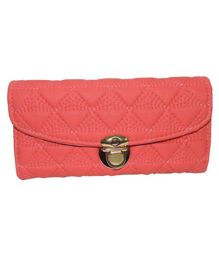 Battua Wala PeachPuff Wallet