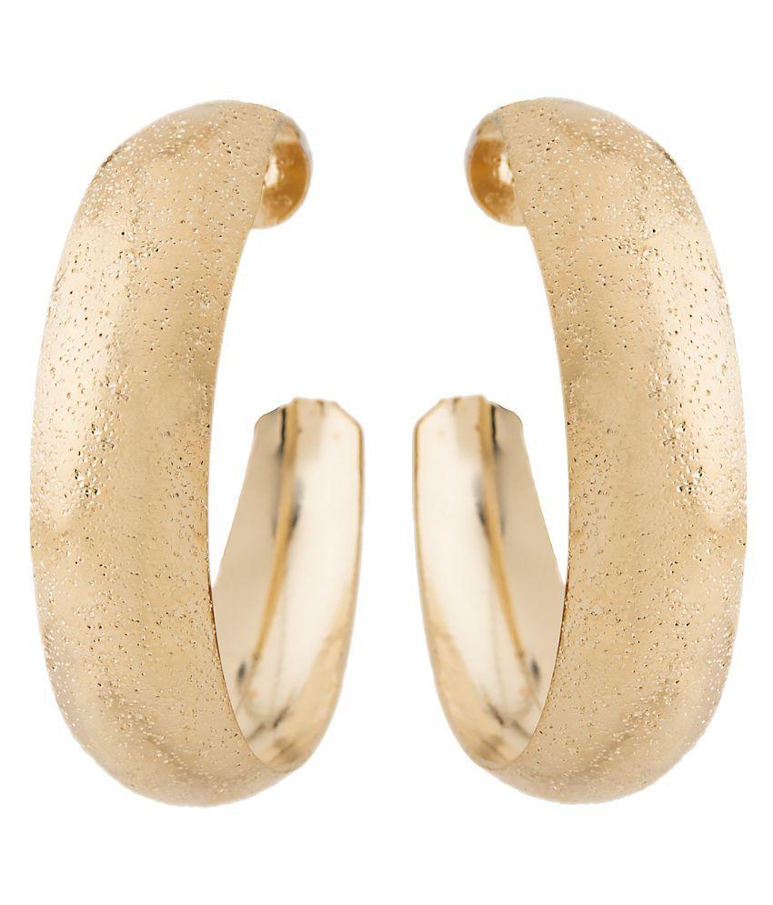 DNG Golden Earrings