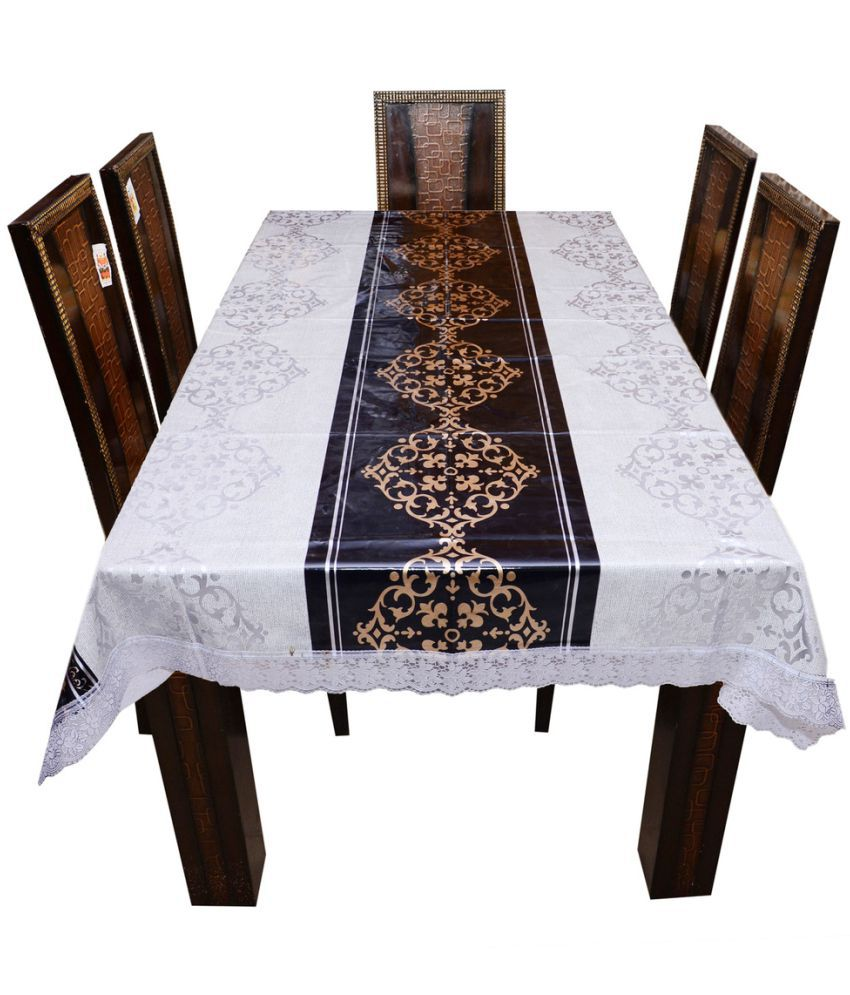 The Trendy 8 Seater PVC Single Table Covers